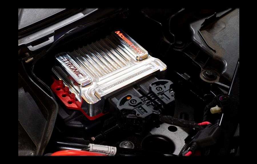 iTronic BMW 530d 258hp N57 F-series - Mosselman Turbo Systems