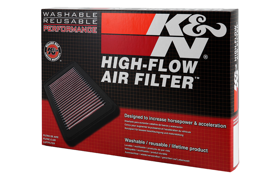 K Amp N Replacement Air Filter Bmw N54 1 Series M 135i 335i
